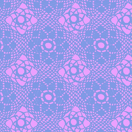 Alison Glass Sun Print 2021 - Crochet (Opal)
