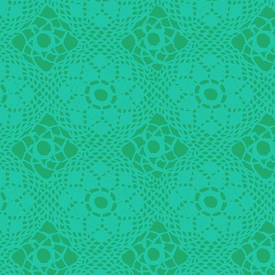 Alison Glass Sun Print 2021 - Crochet (Gulf)