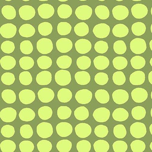 Amy Butler Timeless - Sun Spots (Olive)