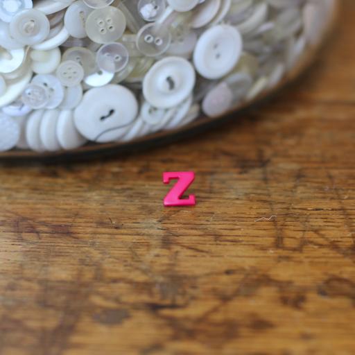 Alphabet Button - Z
