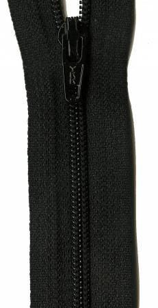 14-inch YKK Zipper (Basic Black)