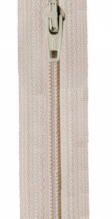 14-inch YKK Zipper (Mushroom)