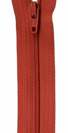 14-inch YKK Zipper (Pumpkin)