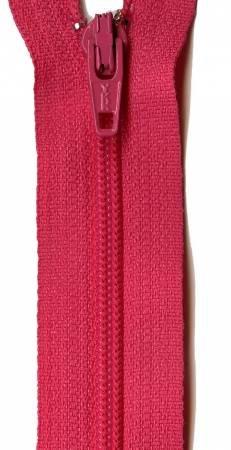 14-inch YKK Zipper (Bubble Gum)