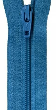 14-inch YKK Zipper (Turquoise Splash)