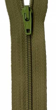 14-inch YKK Zipper (Mossy)