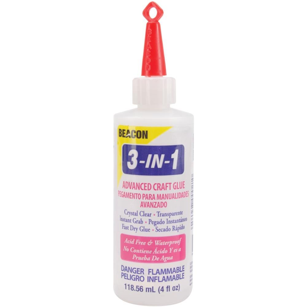Beacon 3-in-1 Advanced Craft Glue (4 oz.)