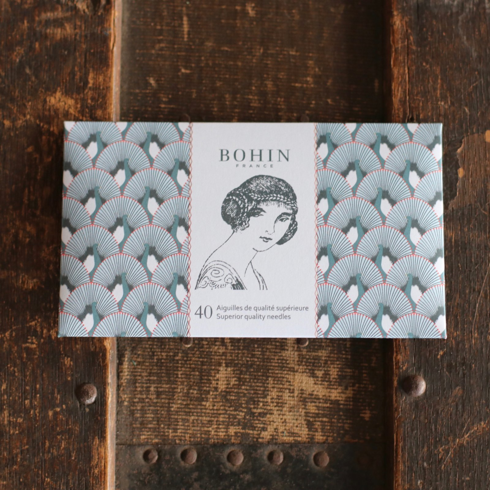 Bohin Vintage Assorted Needles - 40 ct.
