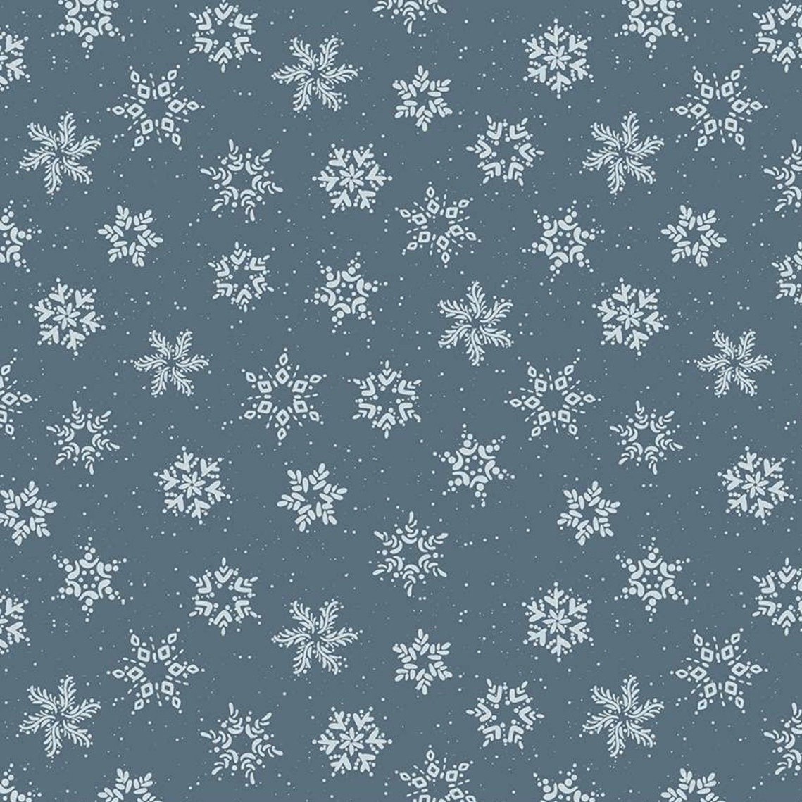 Amanda Castor Winterland - Snowflakes (Colonial)
