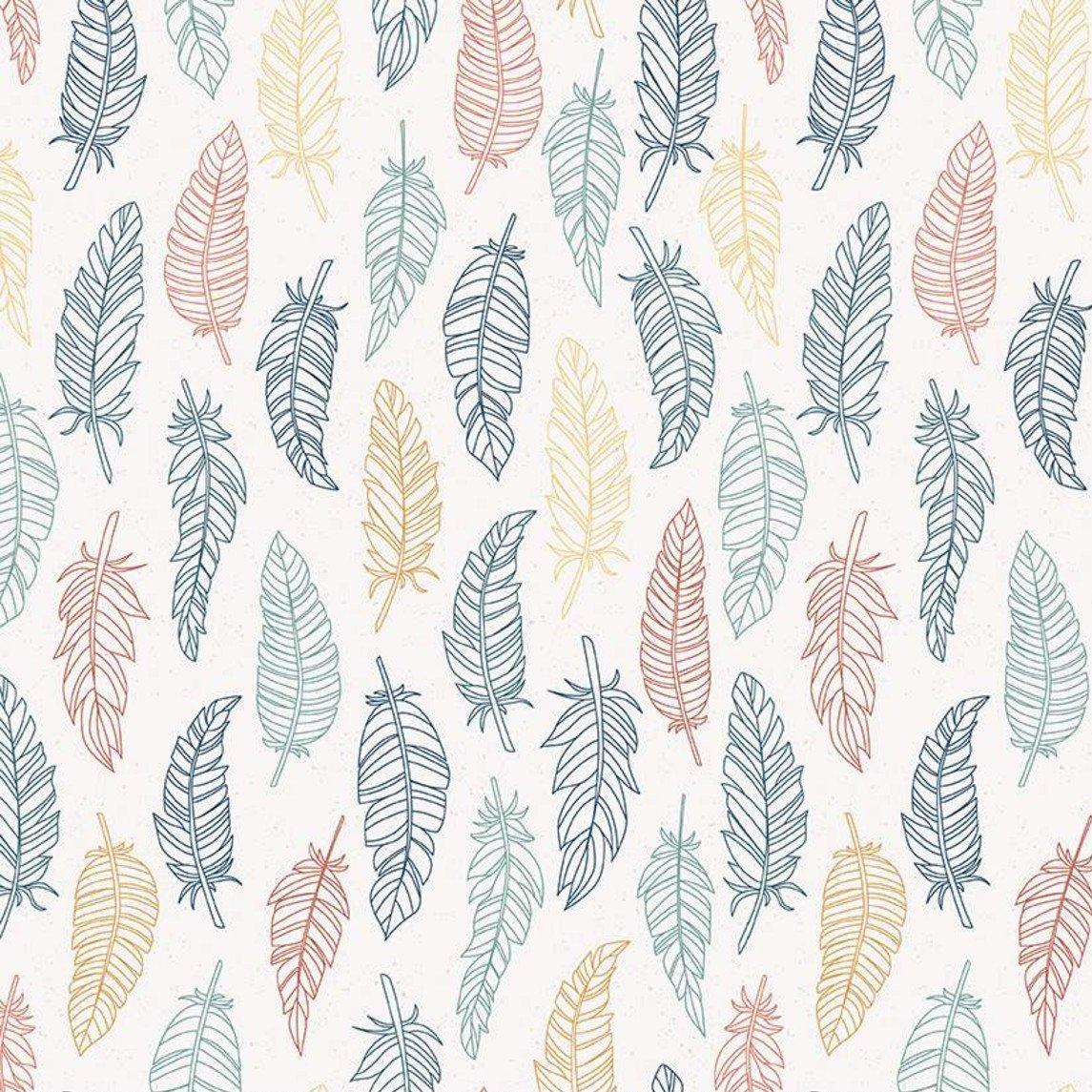 Amanda Castor Dream Weaver - Feathers (Cream)