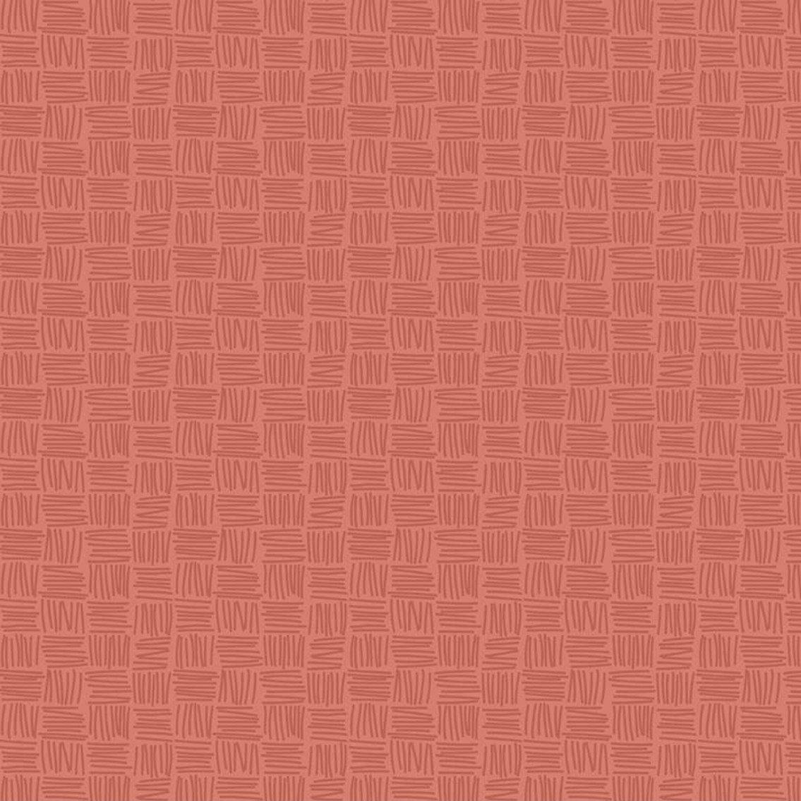 Amanda Castor Dream Weaver - Weave (Terracotta)