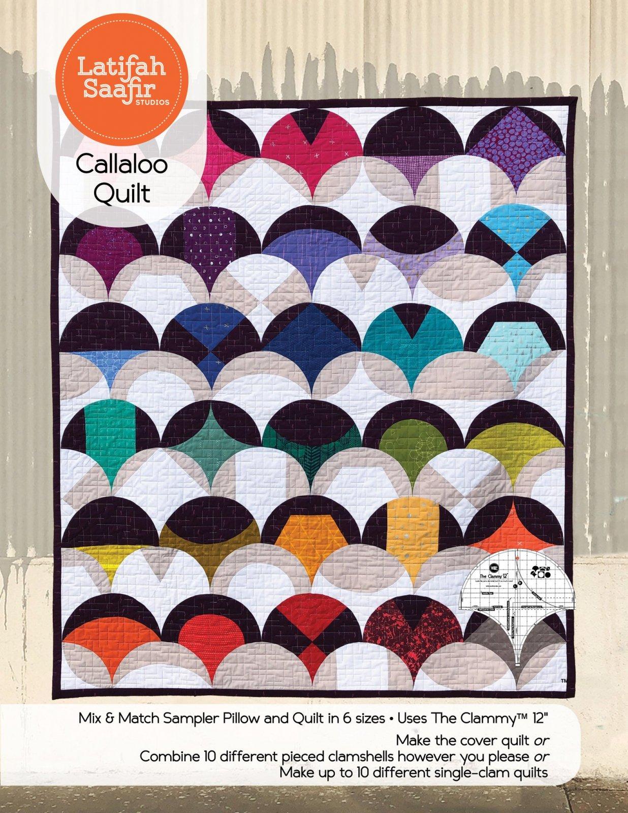 Callaloo Quilt Pattern