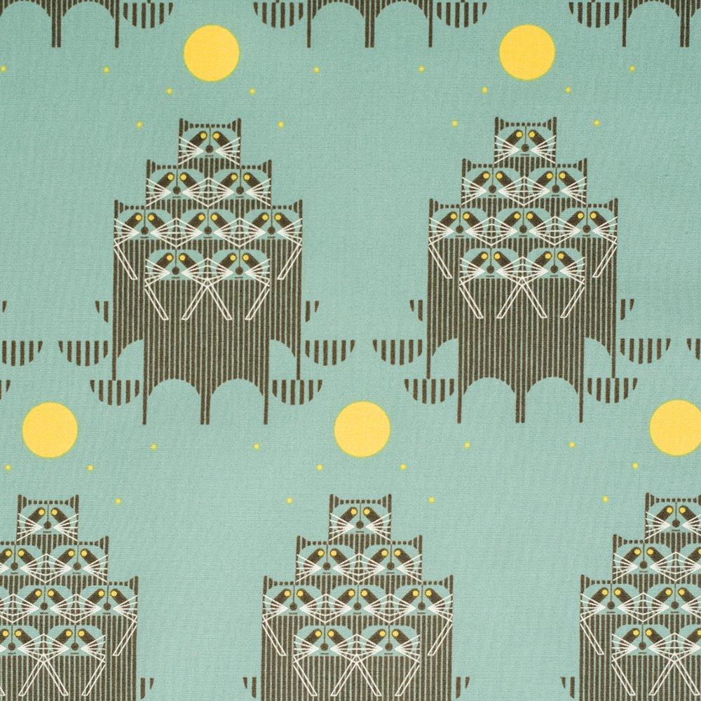 Charley Harper Cats & Raccs - Raccpack