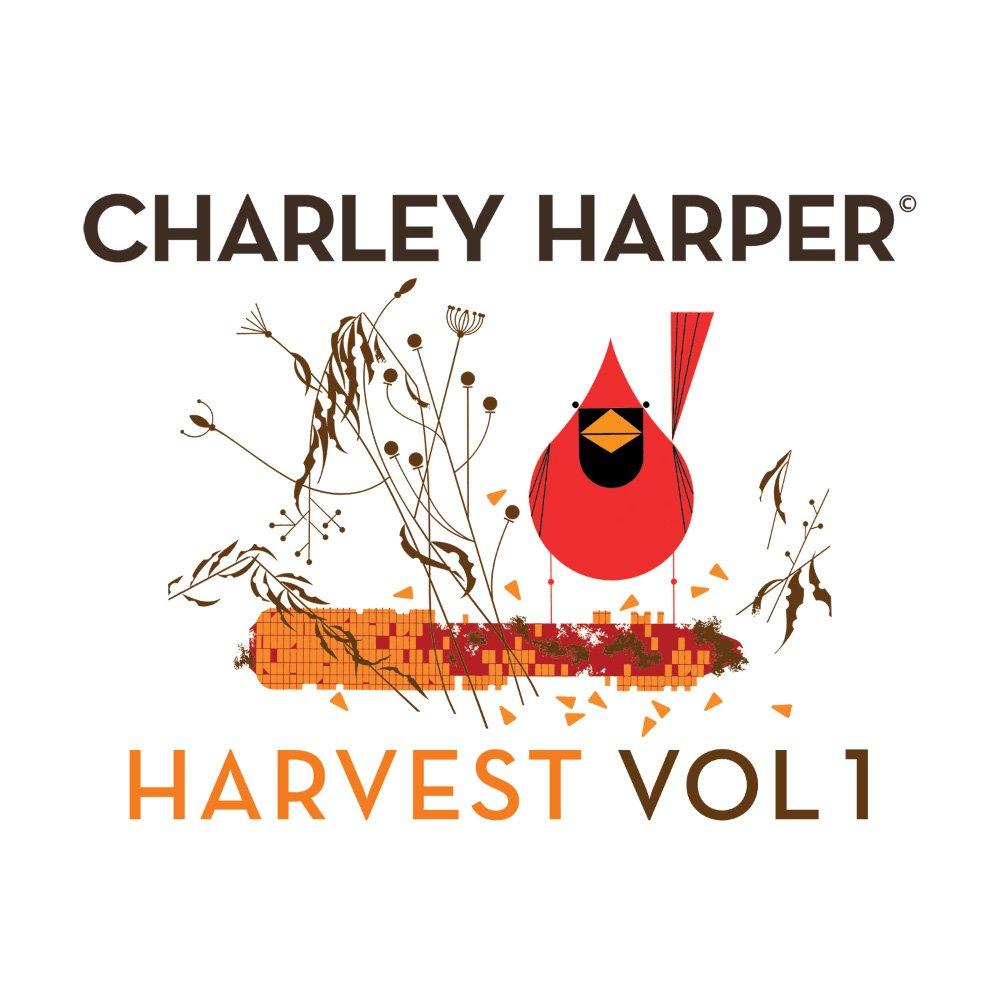 Coming Soon! Charley Harper Harvest Vol. 1