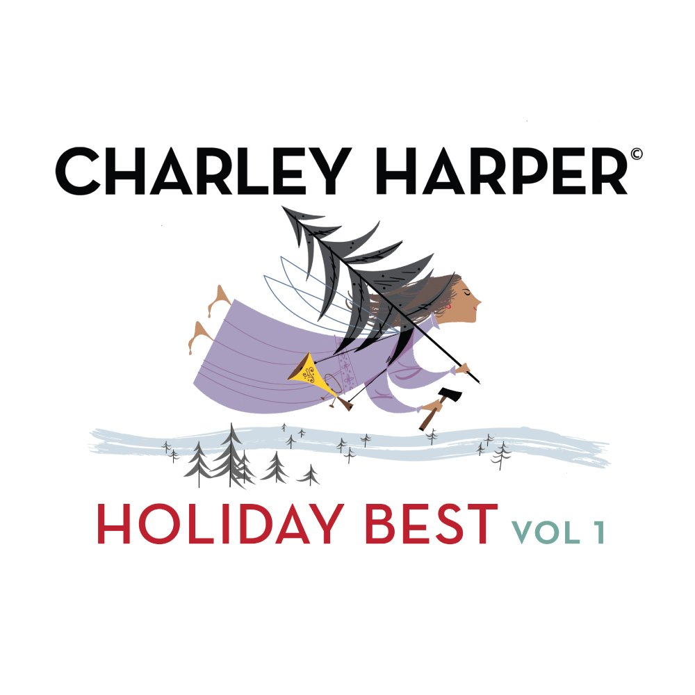 Coming Soon! Charley Harper Holiday Best Vol. 1
