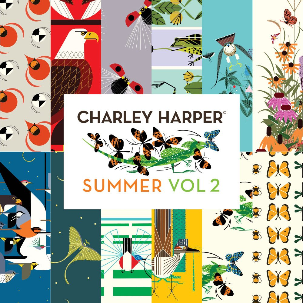 Coming Soon! Charley Harper Summer Vol. 2