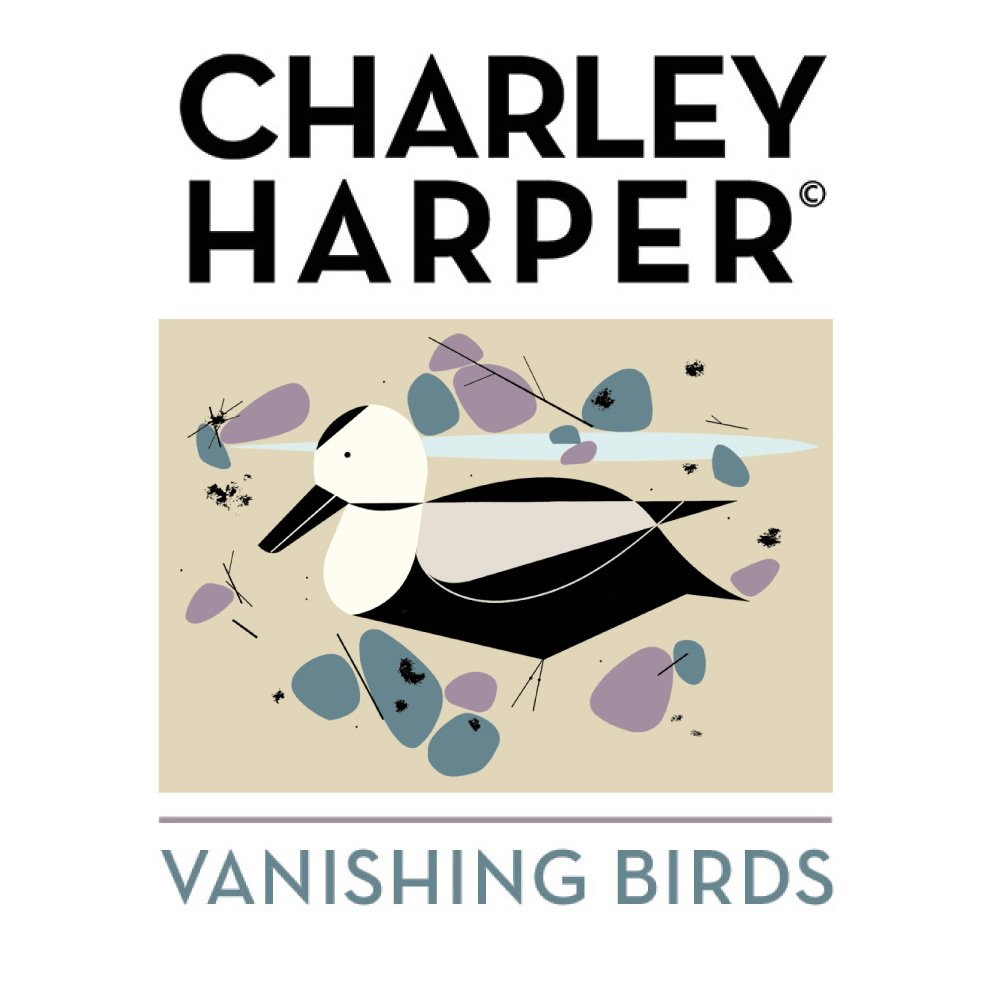 Coming Soon! Charley Harper Vanishing Birds