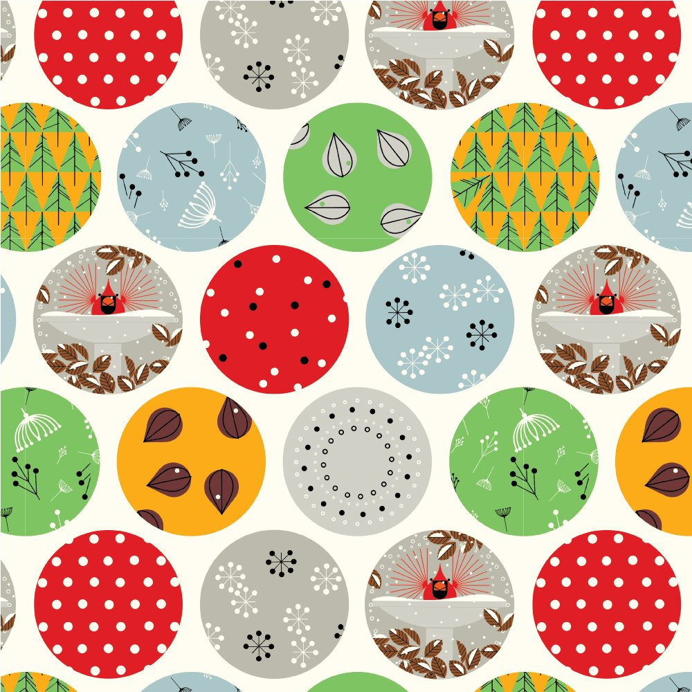 Charley Harper Holidays - Ornaments