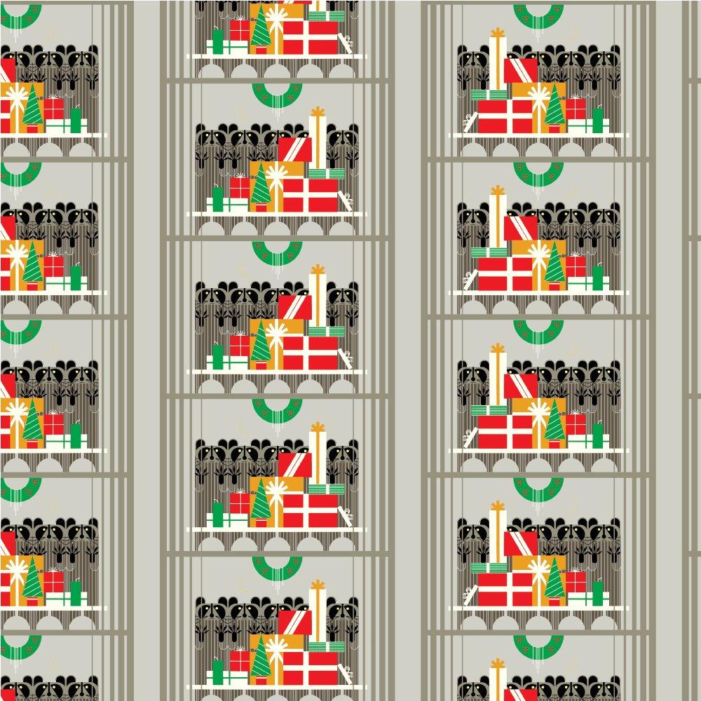 Charley Harper Holidays - Gift Rapt