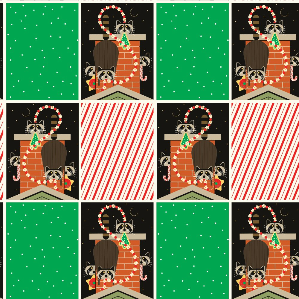 Charley Harper Holidays - Christmas Capers
