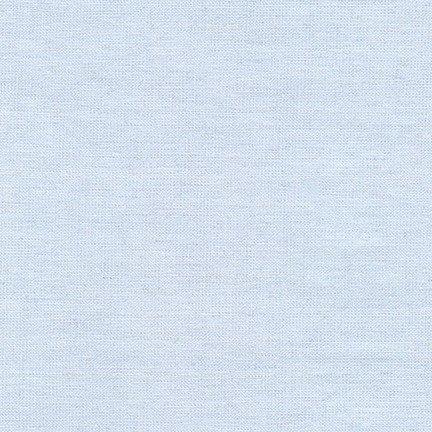Robert Kaufman Metallic Yarn Dyed Essex Linen (Cloud)