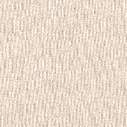 Robert Kaufman Yarn Dyed Essex Linen (Oyster)