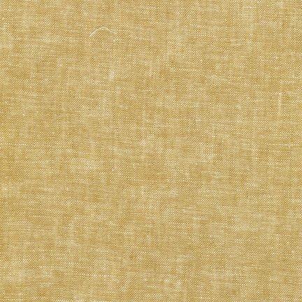 Robert Kaufman Yarn Dyed Essex Linen (Leather)