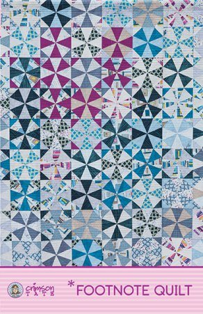 *Footnote Quilt Pattern