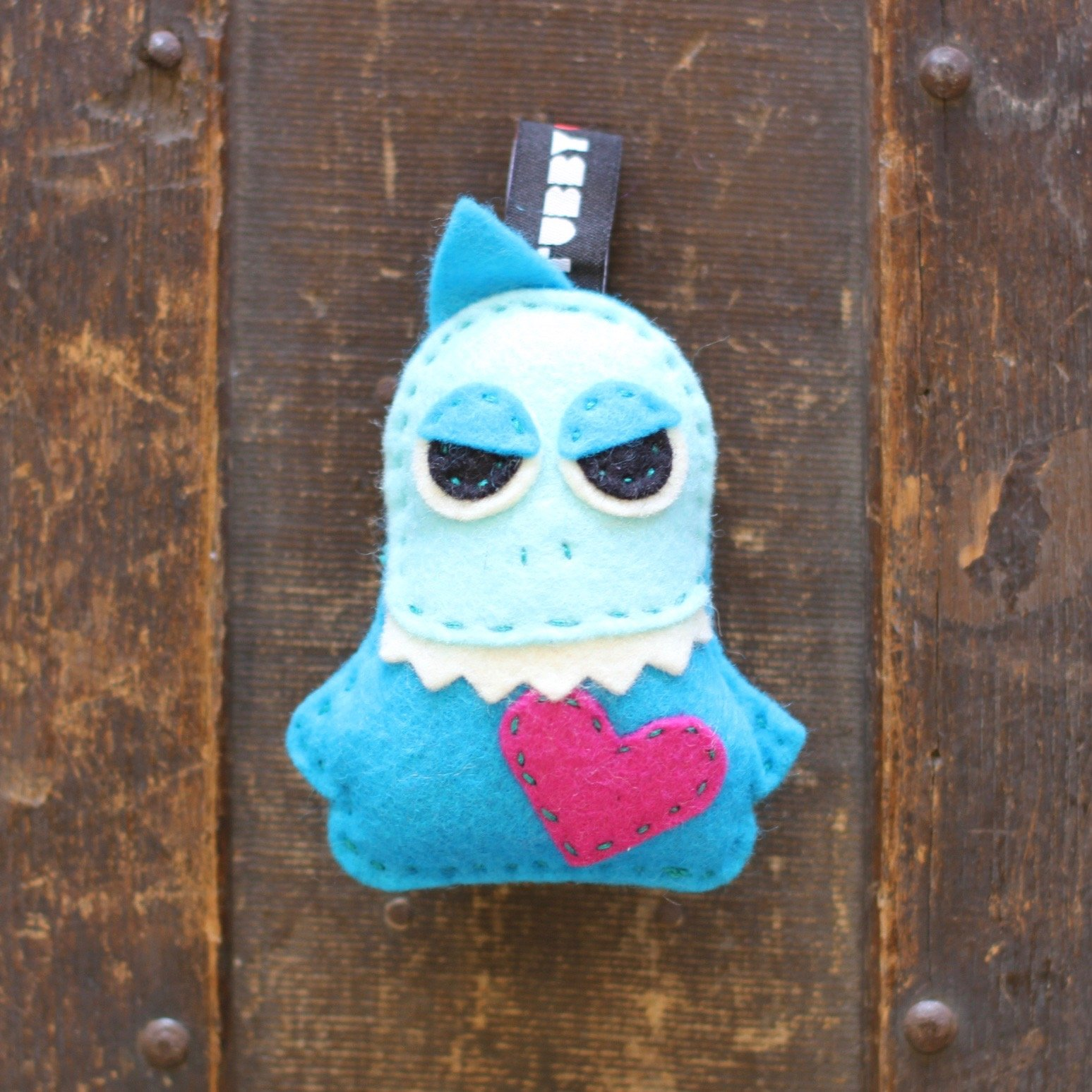 TubbyWubby Stitch & Stuff Critter Kit - Frankie the Shark