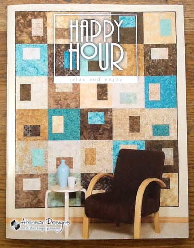 Happy Hour Quilt Pattern Book