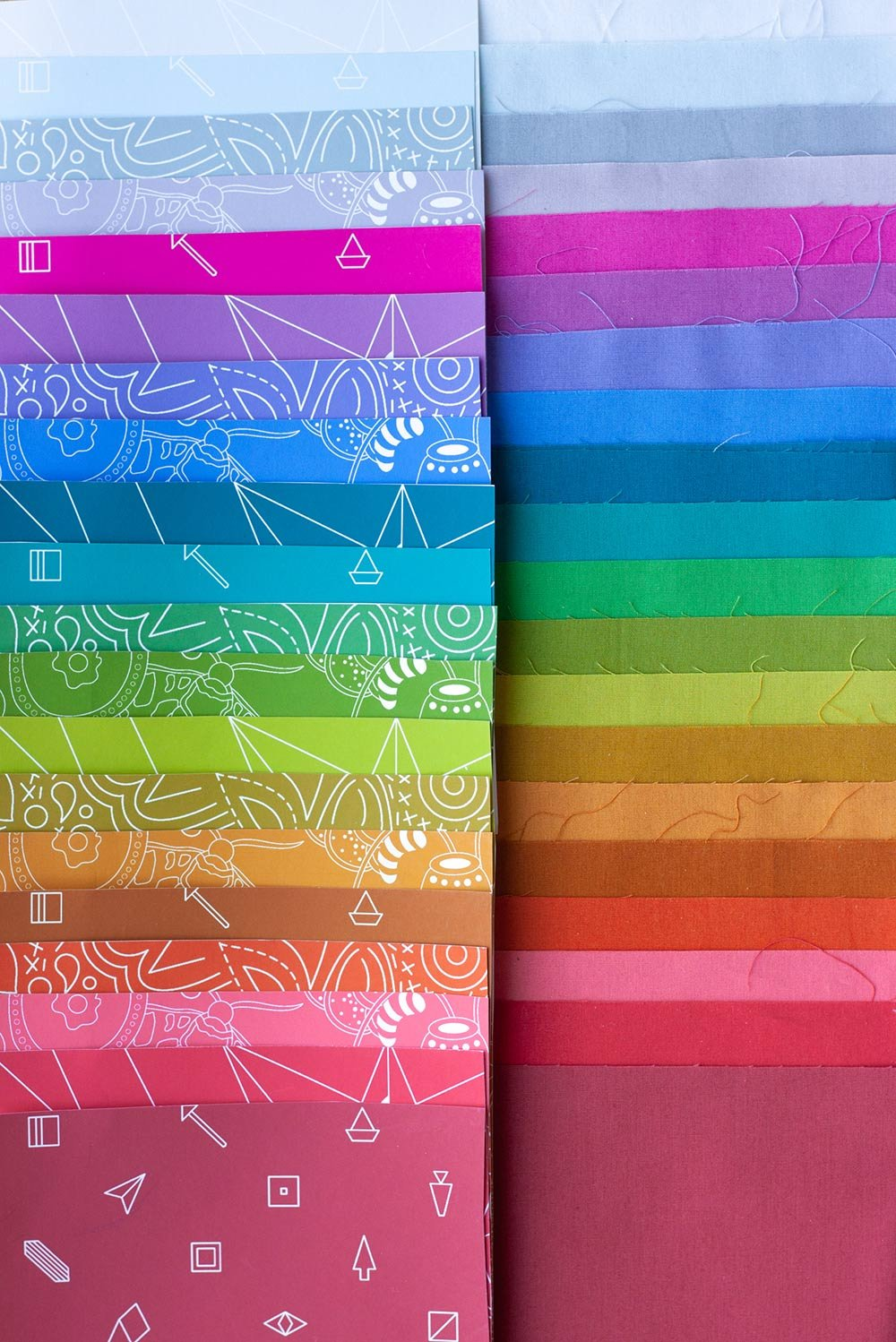 Coming Soon! Alison Glass Hopscotch