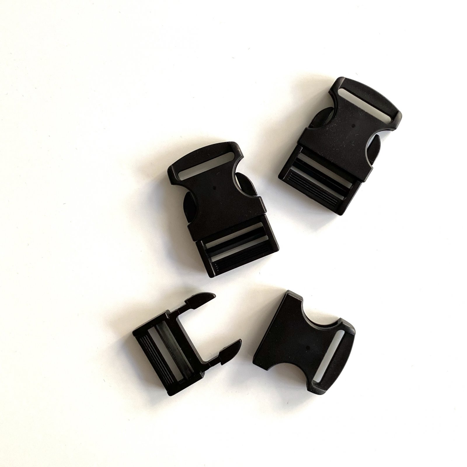 Buckle 30MM (Black)