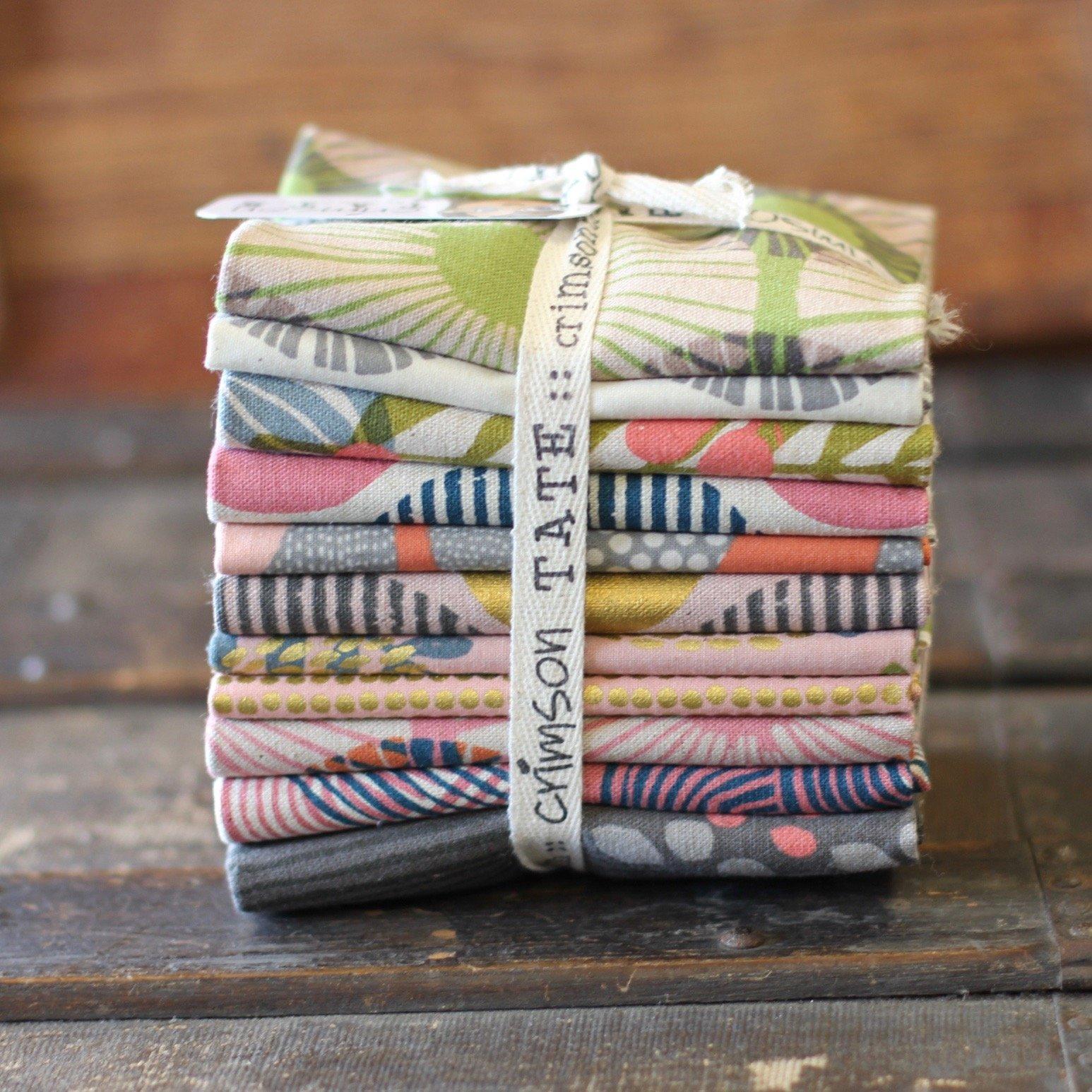 Jen Hewett Imagined Landscapes - 11 pc. Fat Quarter Bundle (Summer)