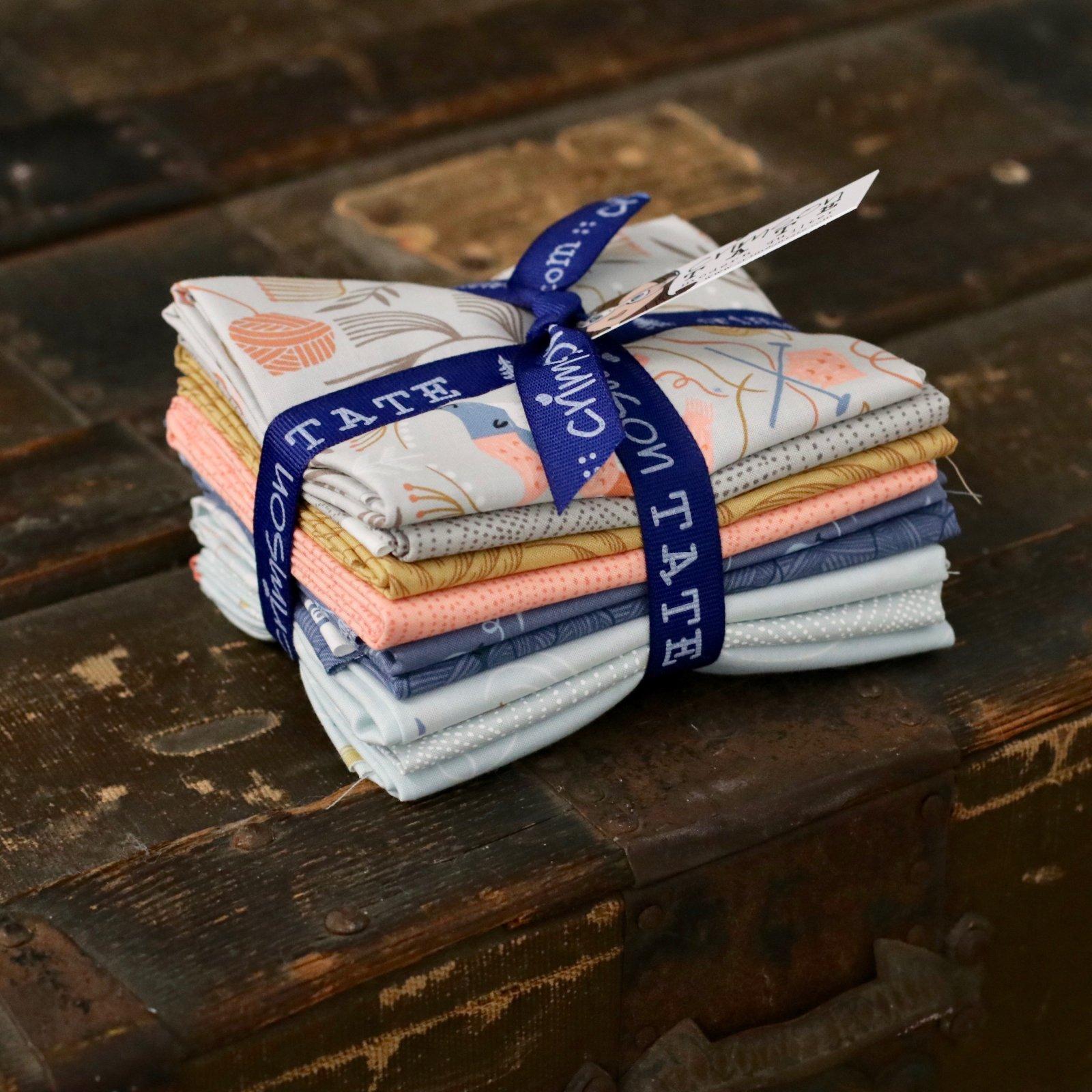 Rae Ritchie Sheepish - 9 pc. Fat Quarter Bundle