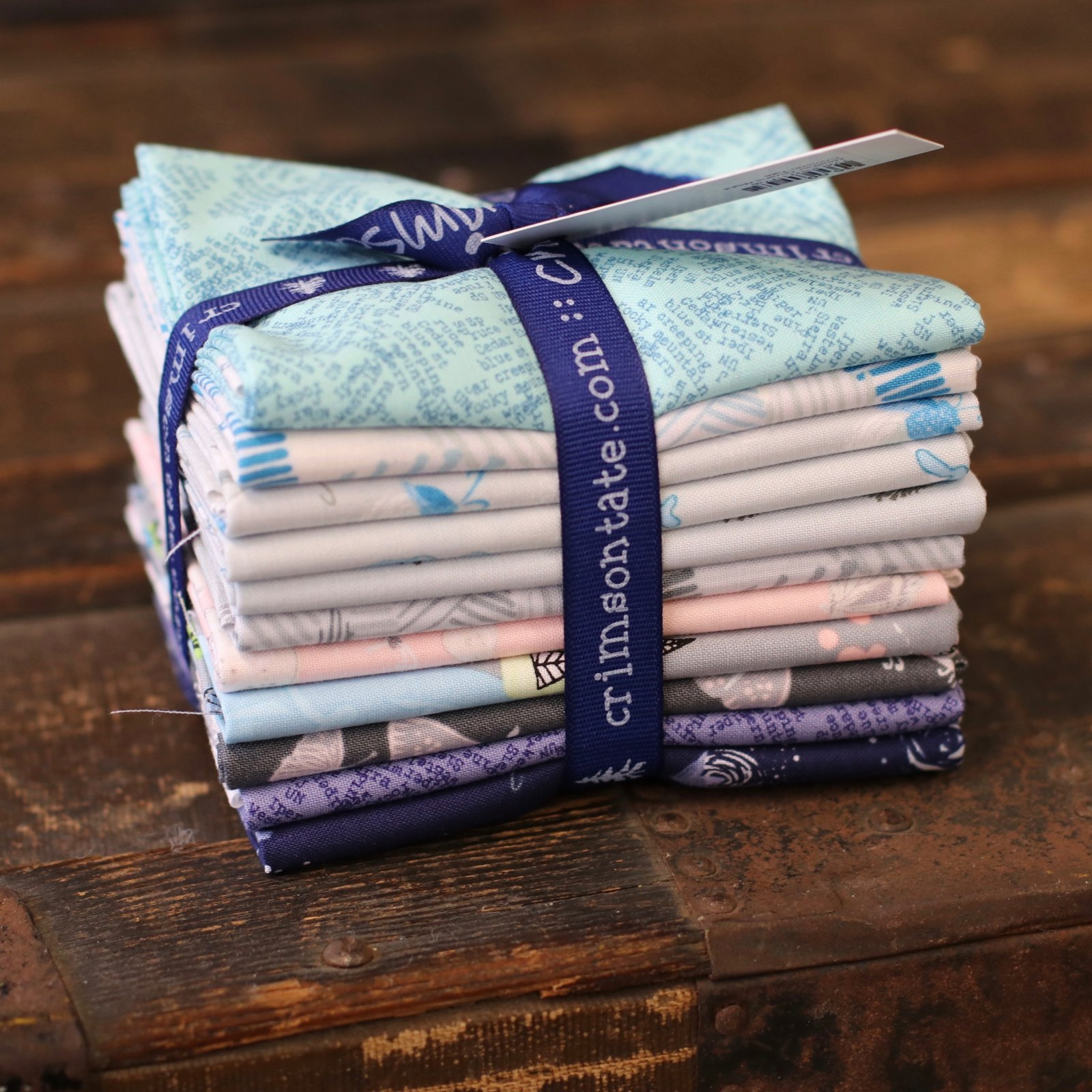 Heather Givans Night Hike - 11 pc. Fat Quarter Bundle (Twilight)