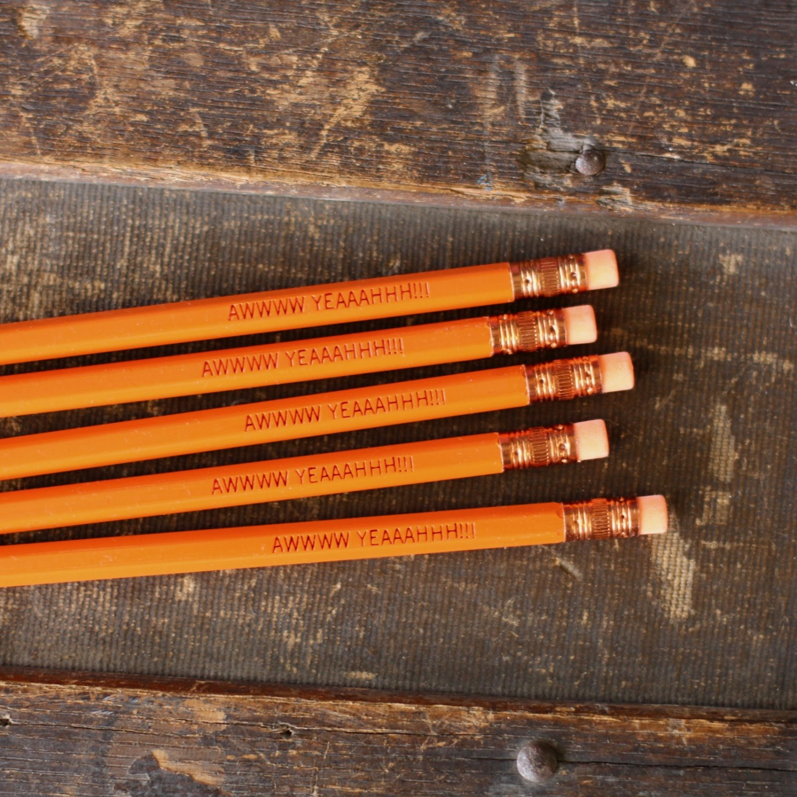 AWWWW YEAAAHHH! Pencil