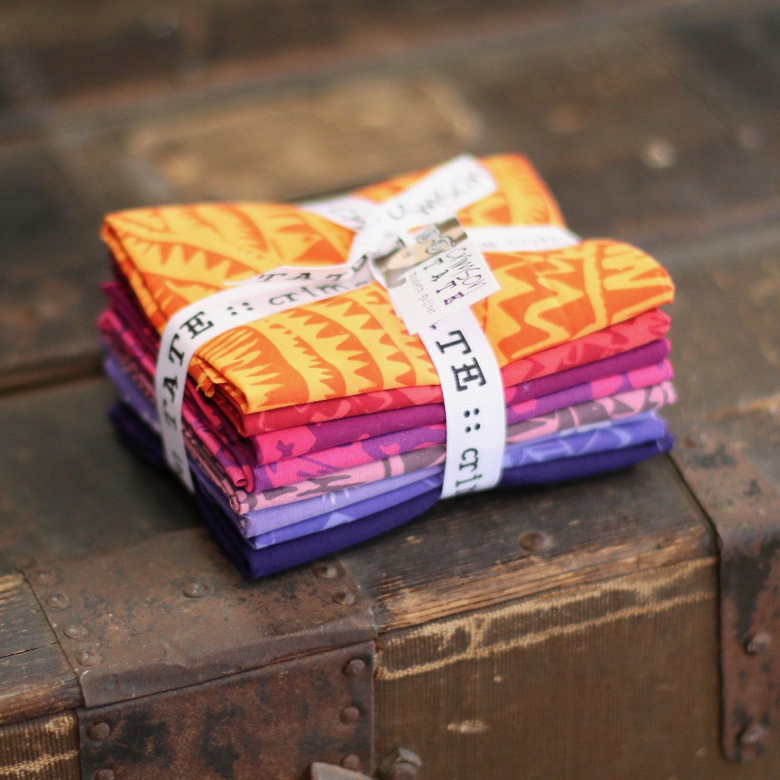 Sarah Sharp Untamed 8 pc. Fat Quarter Bundle (Effervescent)
