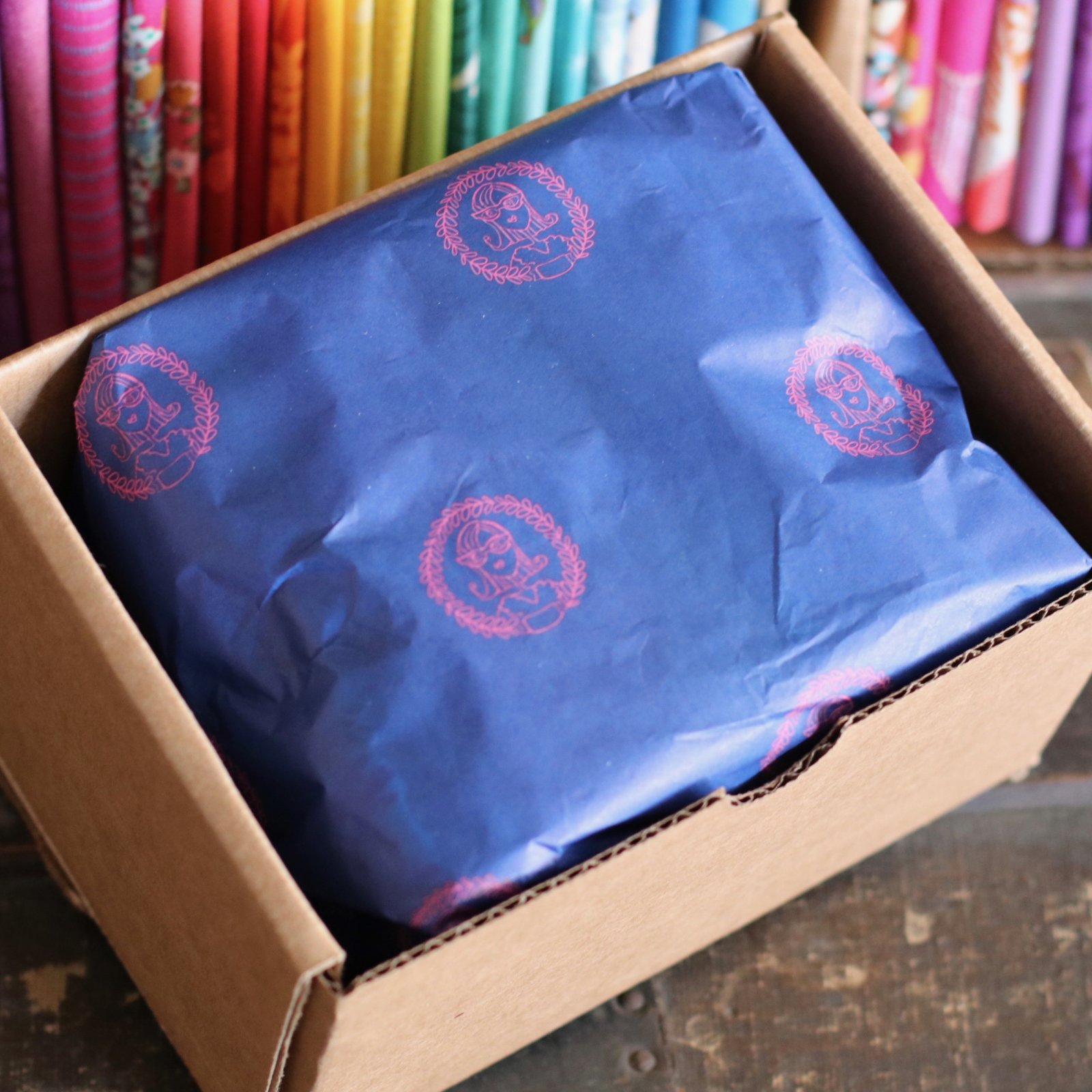 Mother's Day Gift Box - 20 pc. Fat Quarter Variety Pack
