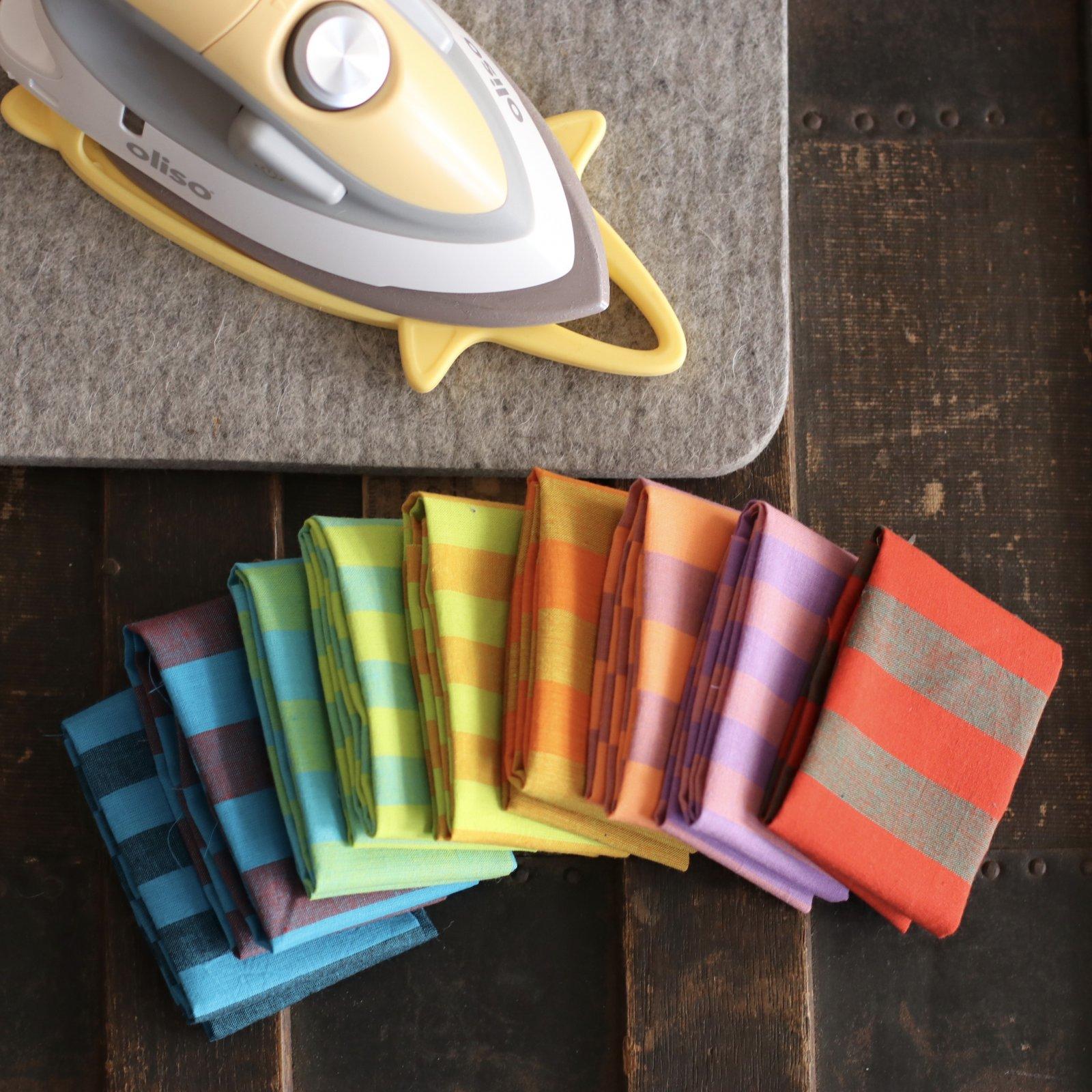 Quilters Trek 2020 - DELUXE Lucky Stripe Kit