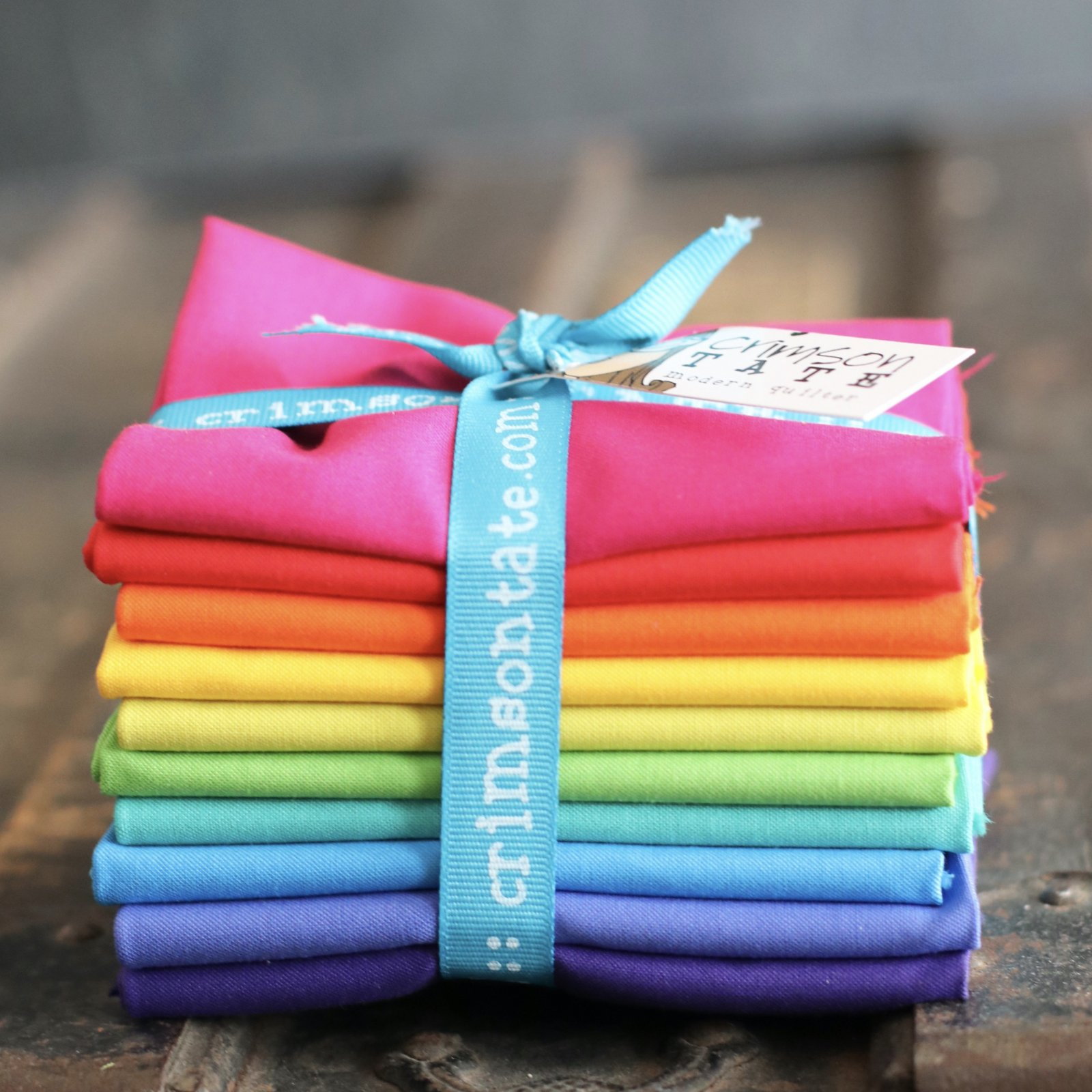 Rainbow Hope - 10 pc. Fat Quarter Bundle