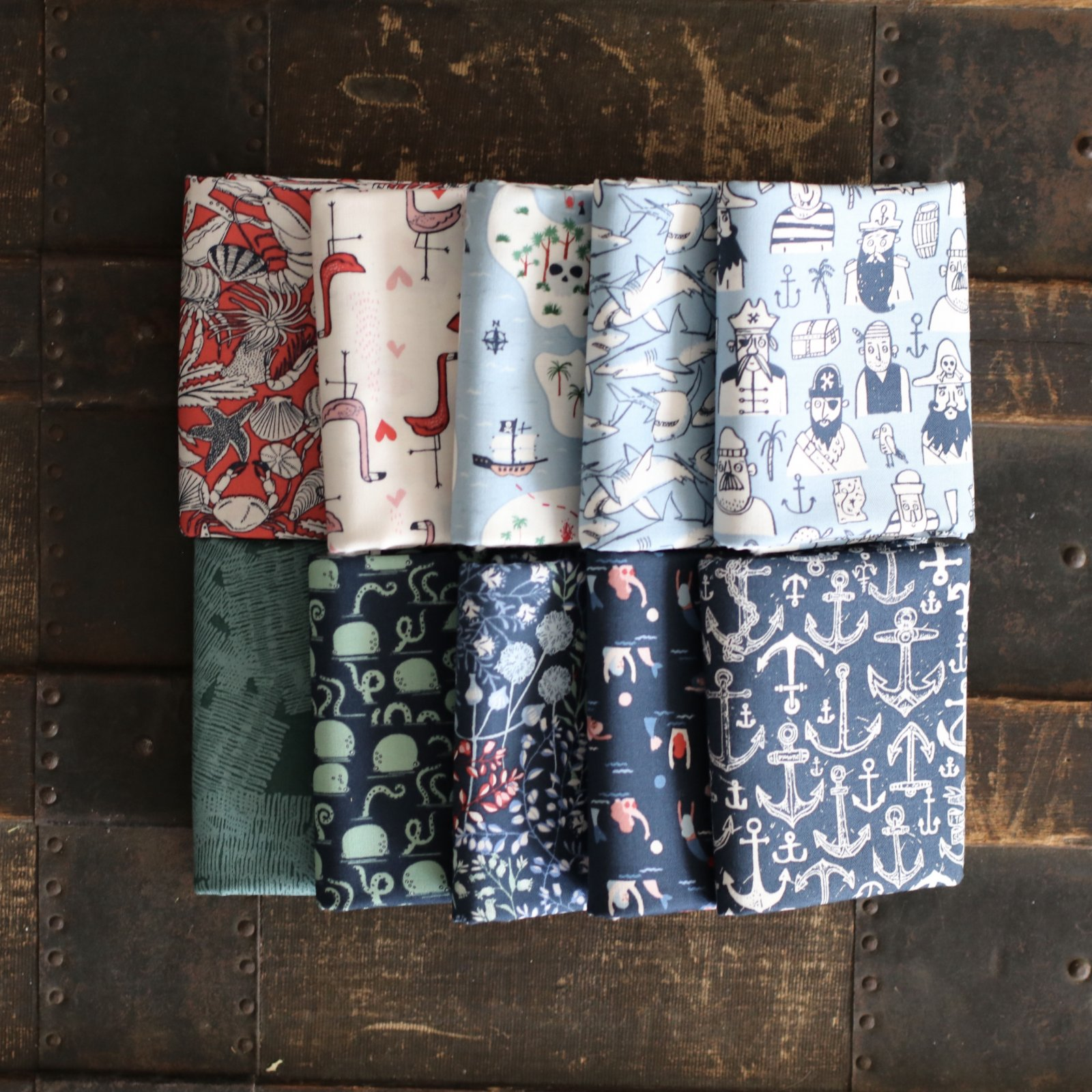 Dear Stella Bootylicious - 10 pc. Fat Quarter Bundle
