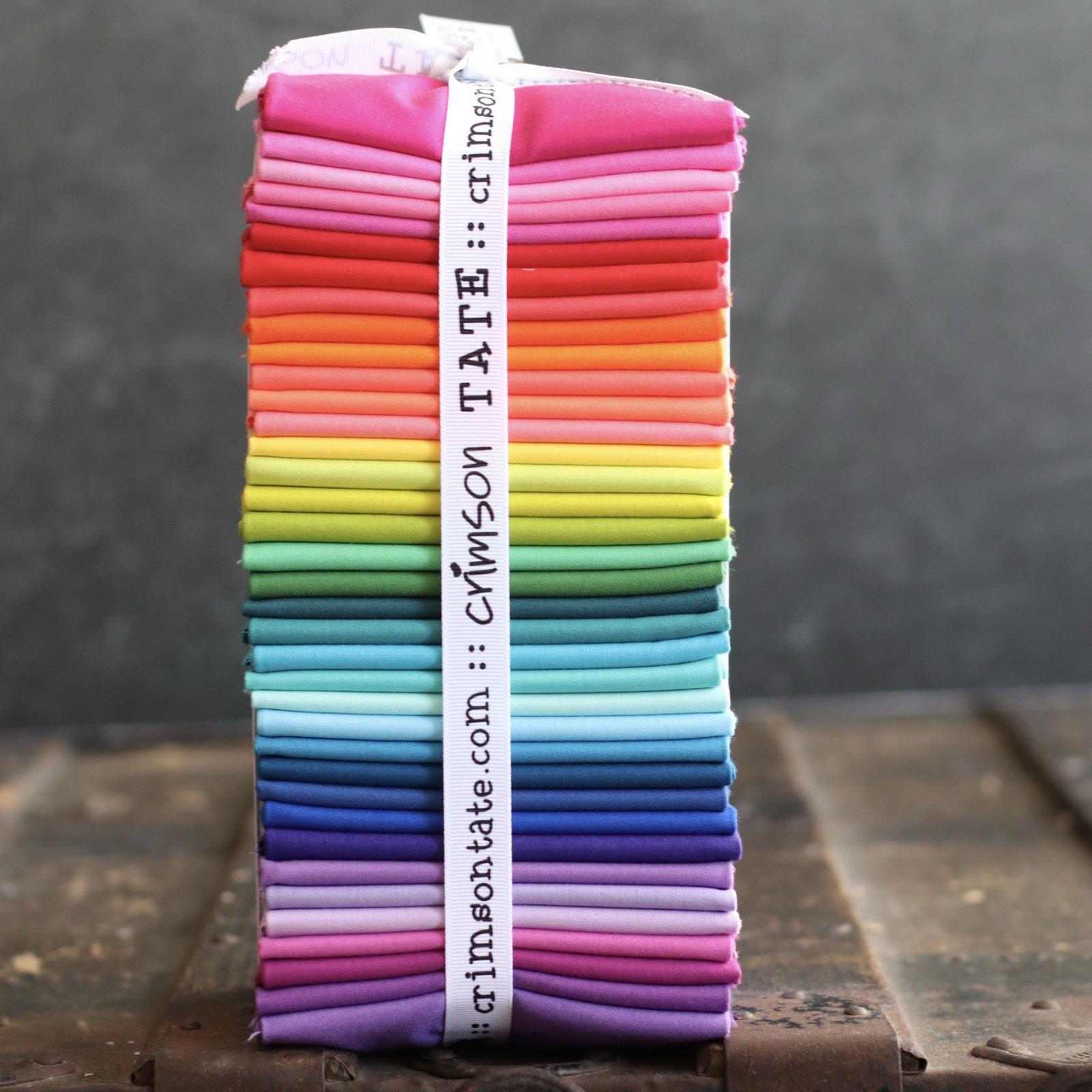 Rainbow Magic Bundle - 37 pc. Fat Quarter Bundle