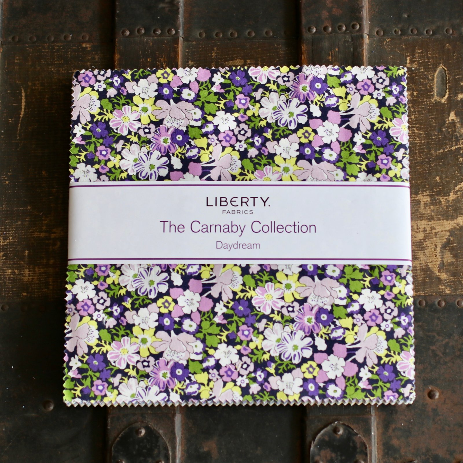 Liberty Fabrics The Carnaby Collection - Daydream 10 Stacker