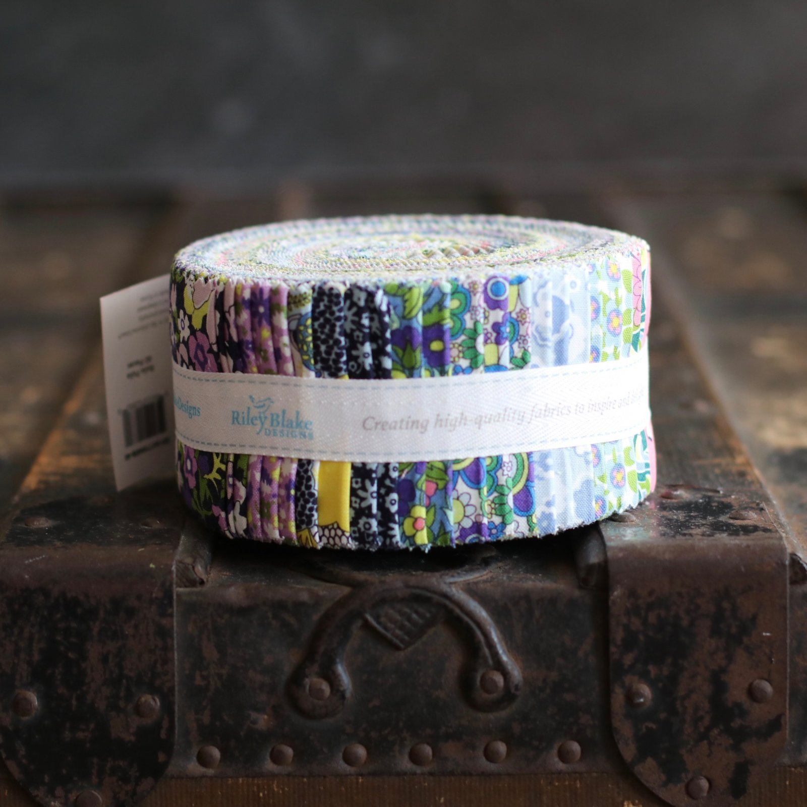 Liberty Fabrics The Carnaby Collection - Daydream 2 1/2 Rolie Polie