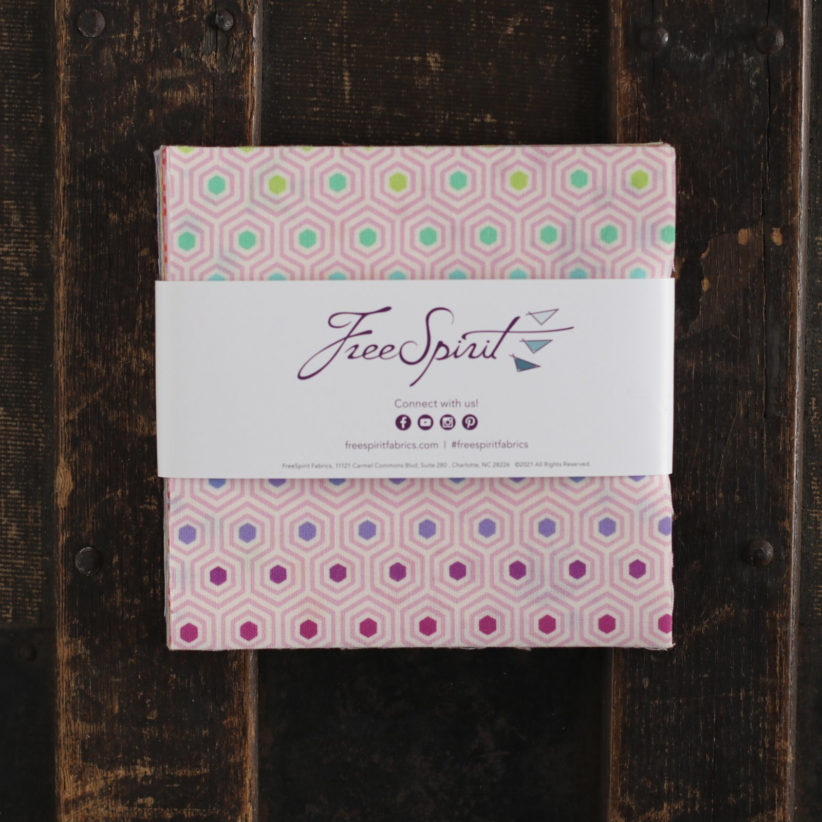 Tula Pink True Colors - 5 Charm Pack