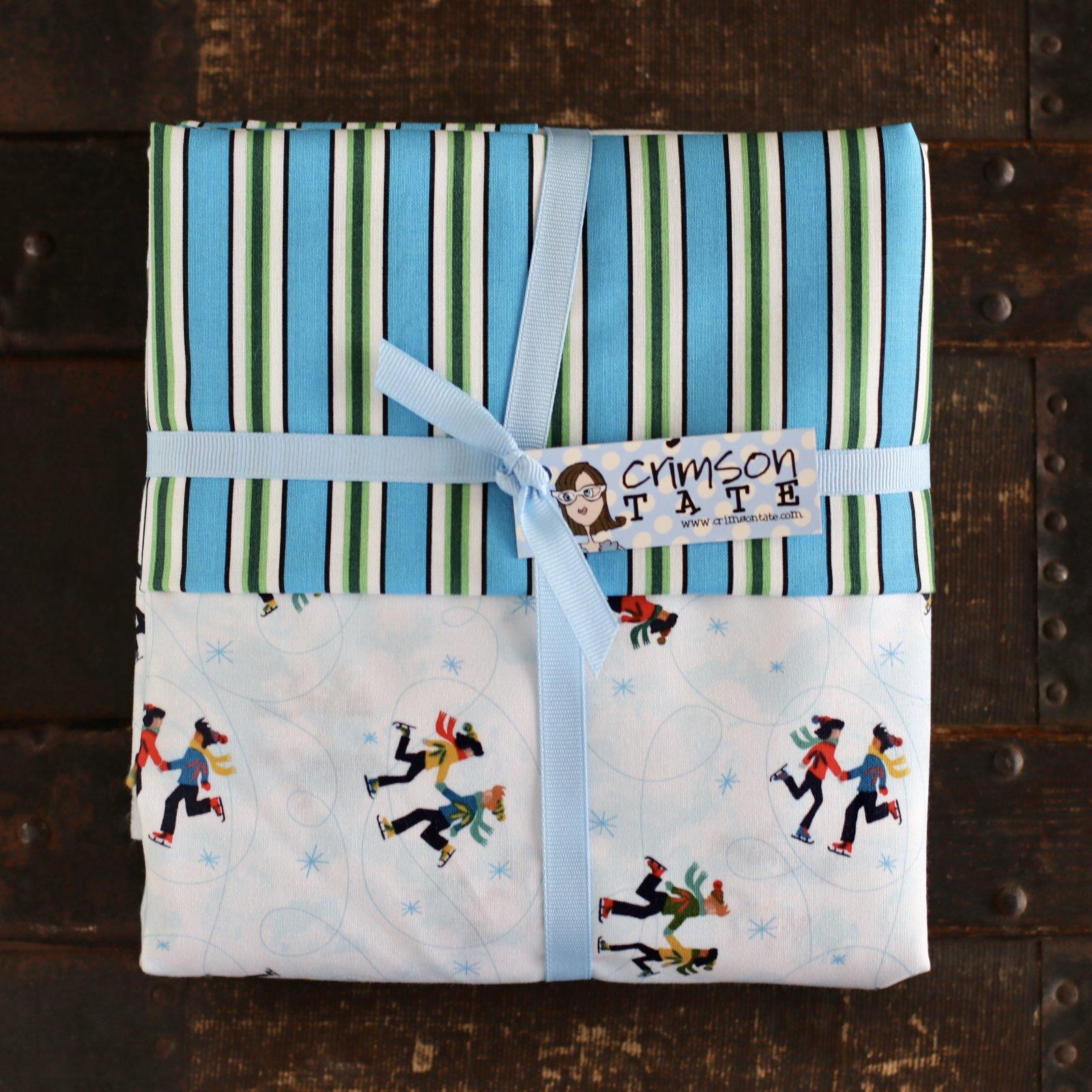 Ice Skating In Pajamas Stocking Kit