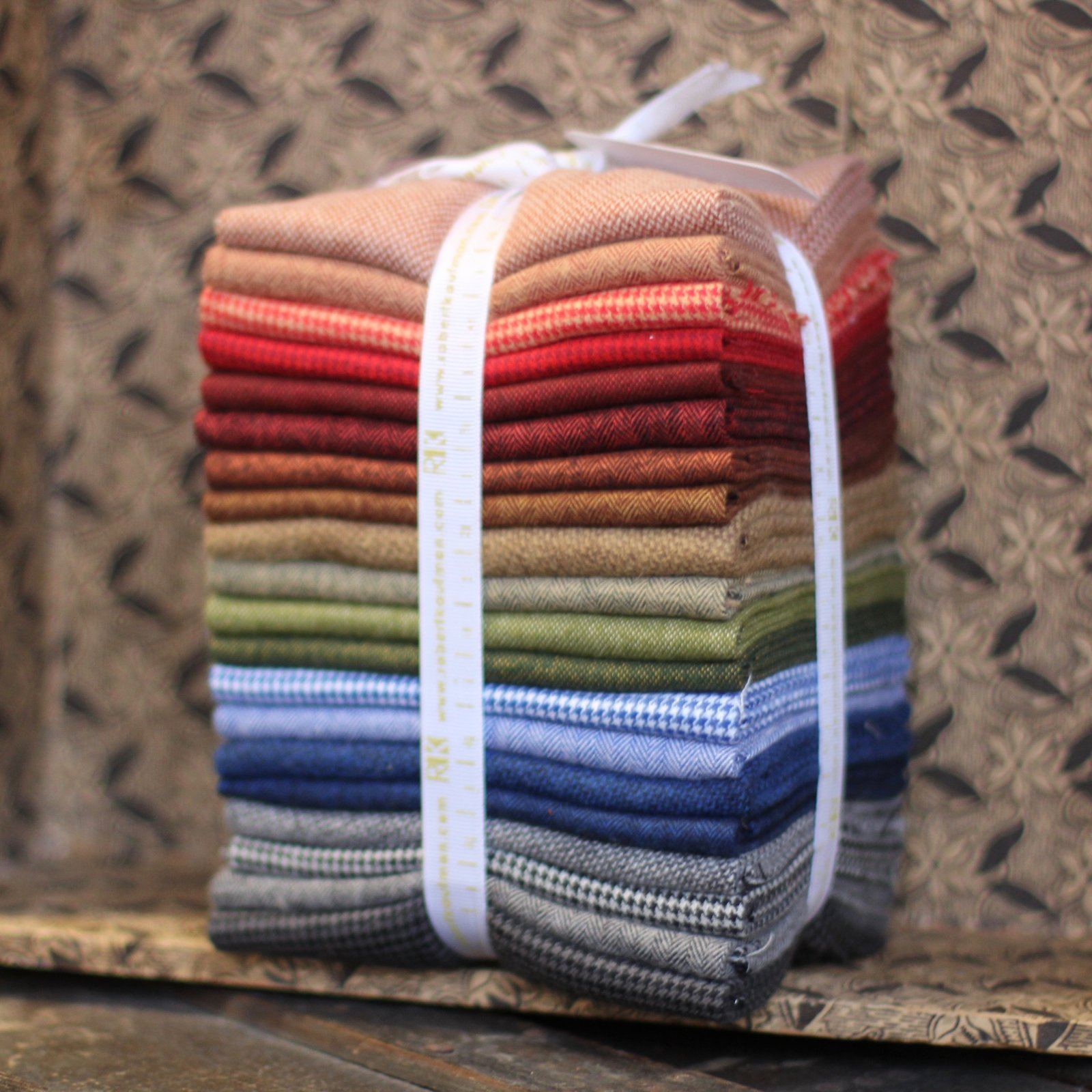 Shetland Flannel - 20 pc. Fat Quarter Bundle