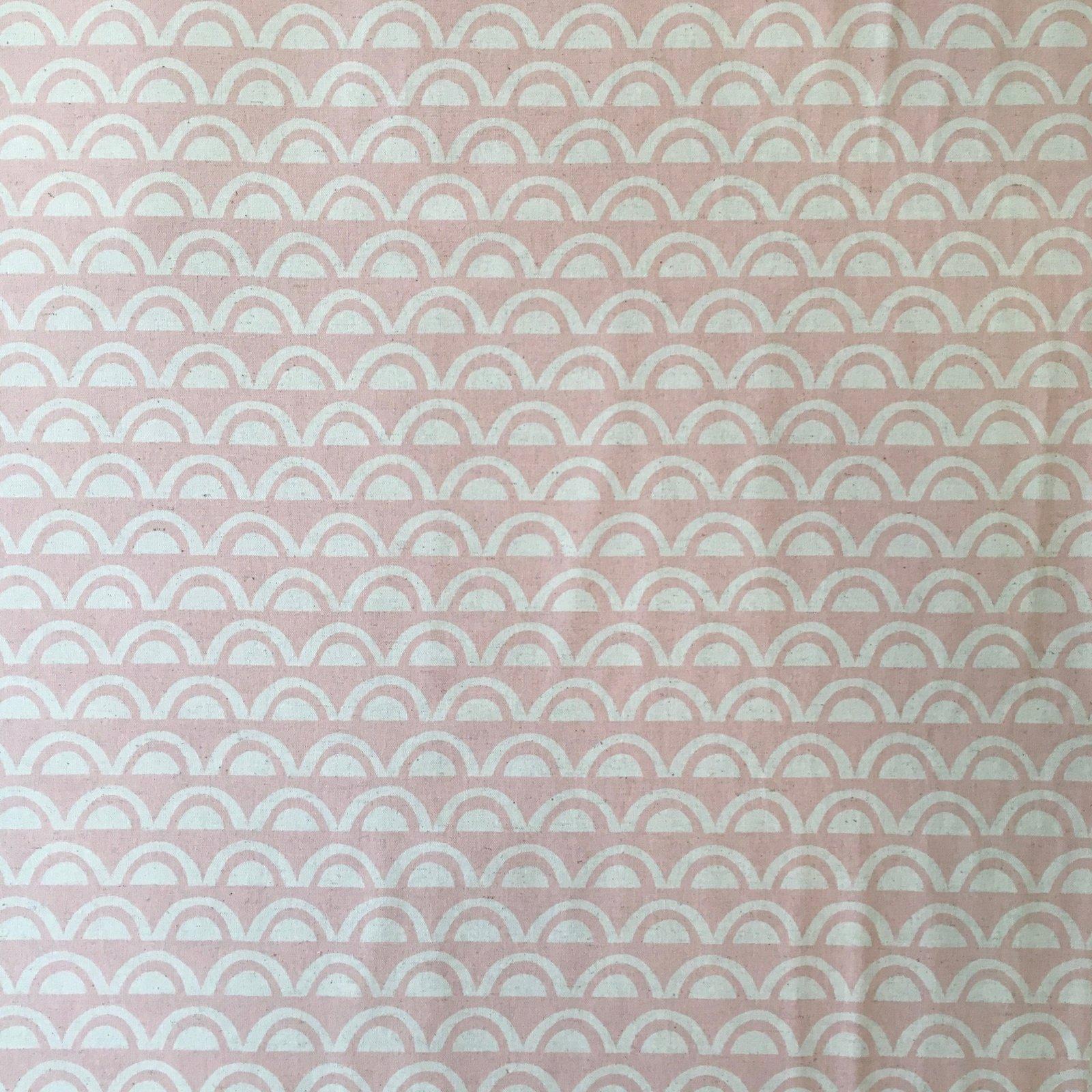Ellen Baker Paper - Bridges (Pink)