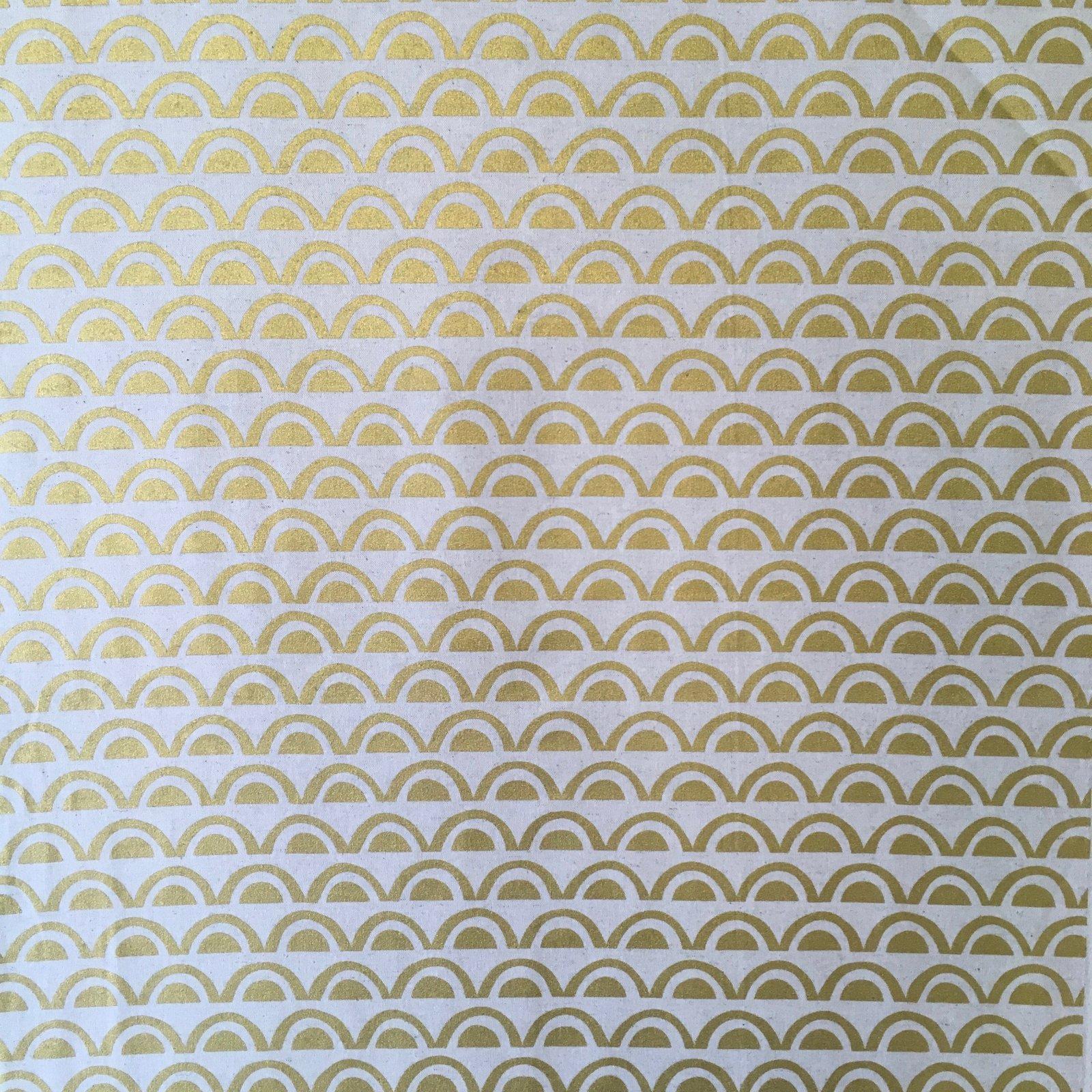 Ellen Baker Paper - Bridges (Gold)