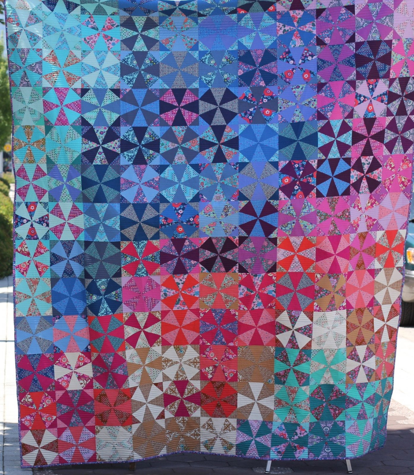 Amy Butler Soul Mate - *Footnote Quilt Kit